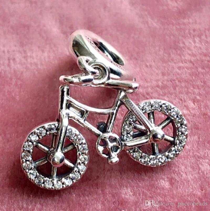 charms pandora bici