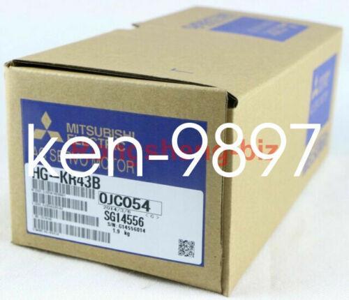 Un nuovo in scatola Mitsubishi HG-KR43B servomotore # HY