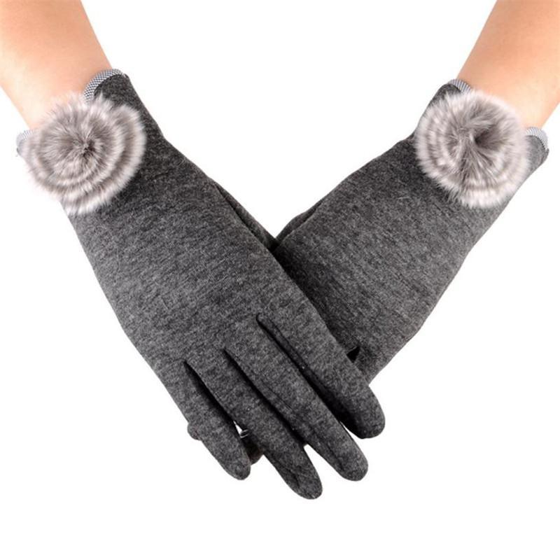 Fashion- Warm-Handgelenk-Handschuhe für Winter Guantes para hombres Erstaunlicher