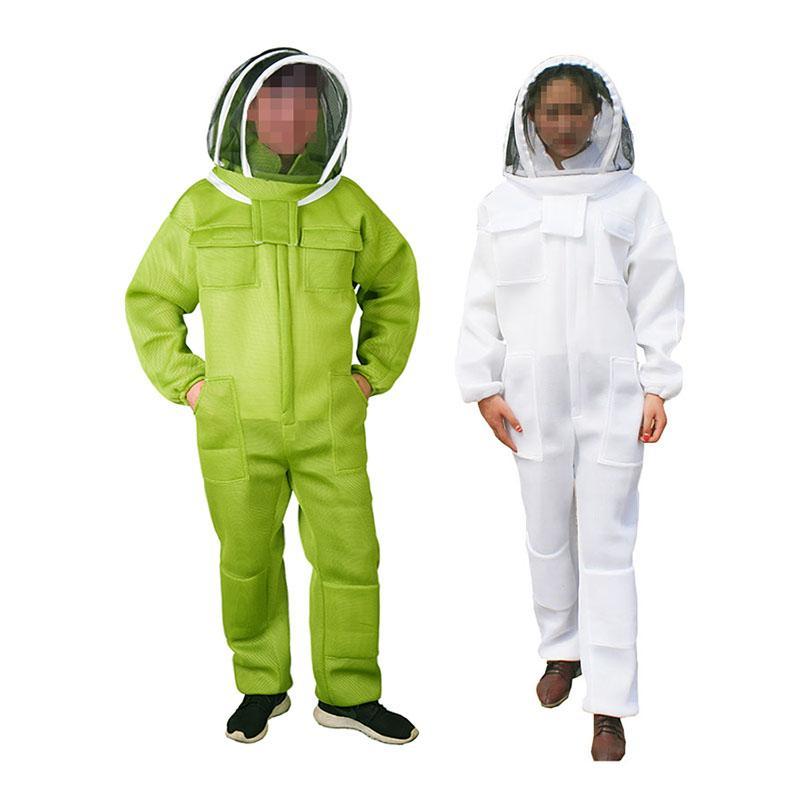 1 Satz Bienenzucht Anzug für Imker professionelle Ausrüstung Klimaanlage Kleidung Schutzbienenatmungsaktiv Anti Biene