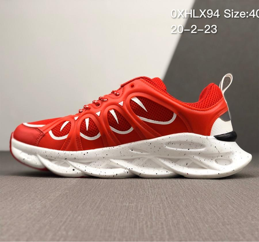 2020 Designer Men's Shoes Men Fashion Sports Casual Running Tide Shoes Korean Trend Wild Summer Breathable Mesh Surface Sneakers size40-46