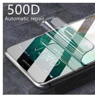 Tela de iPhone para o cinema Hidrogel 500D Não Vidro Protector iPhone X XS XR XS Max 11 Pro macio atacado película protetora