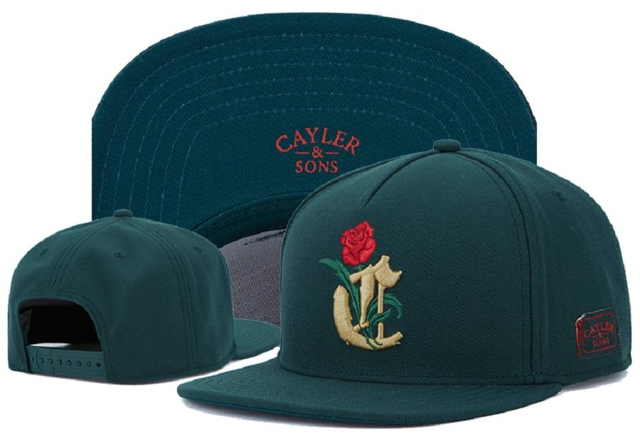CAYLER & SONS C&S Rainmaker Cap Royal Forest Rose Bisher hatten wir leider keine Zeit das Produkt Rainmaker Caps zu Hot Christmas Sale men