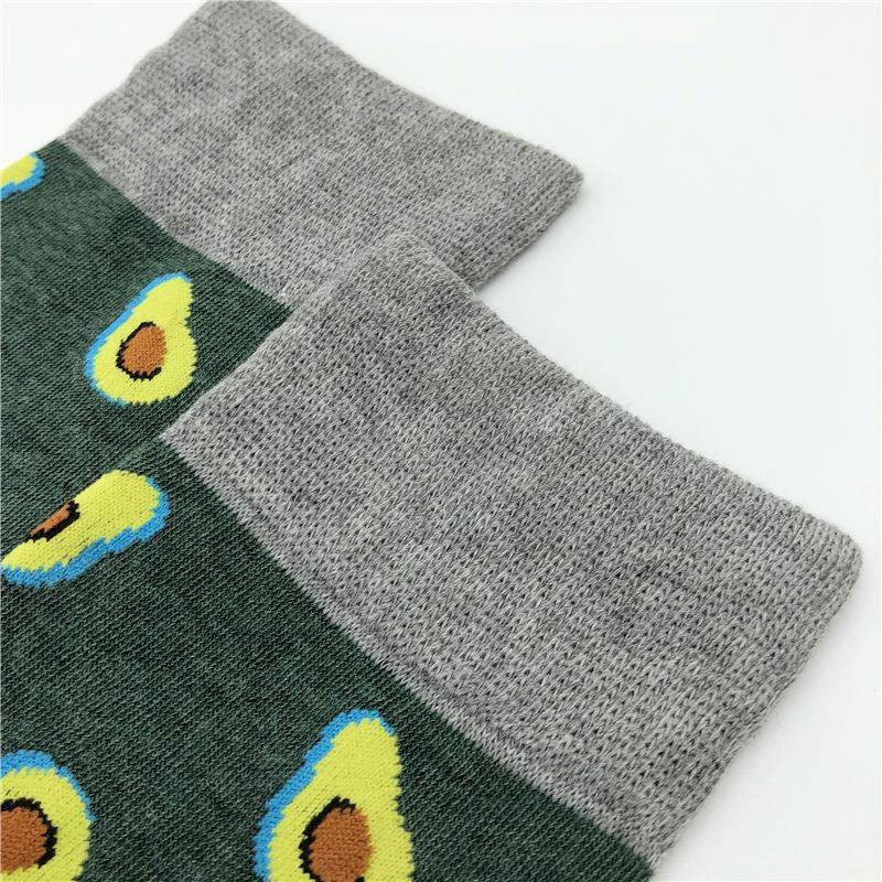 Estate Uomo Sock Uomo Donna Casual Size Calzino Uomo nero di alta qualità di colore Calzino libero