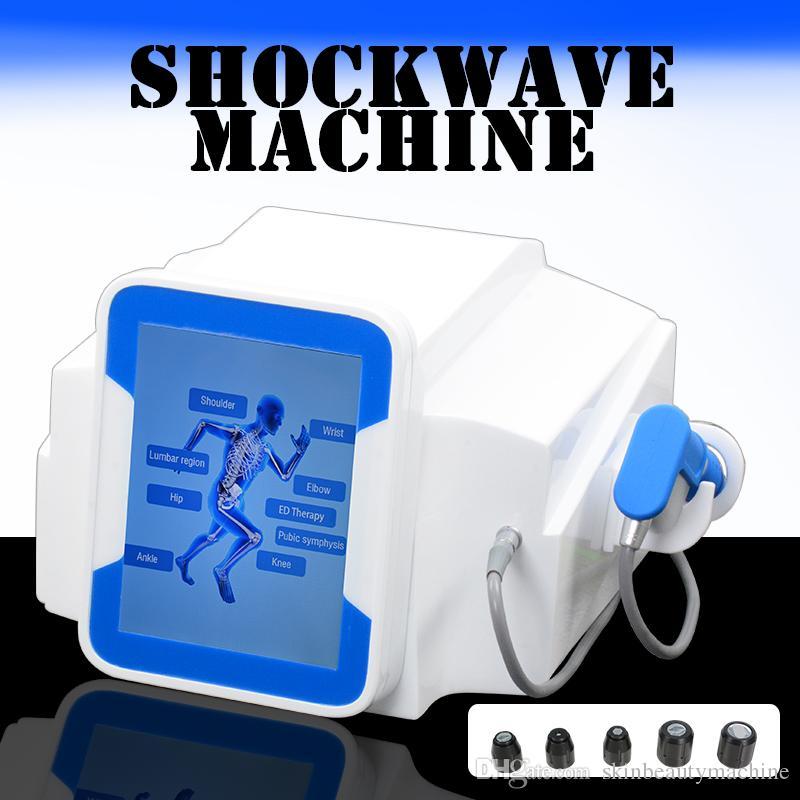 Shockwave Therapy Equipment Soulagement de la douleur musculaire machine Stimulateur perte de poids cellulite physiothérapie soins de santé Shock Wave