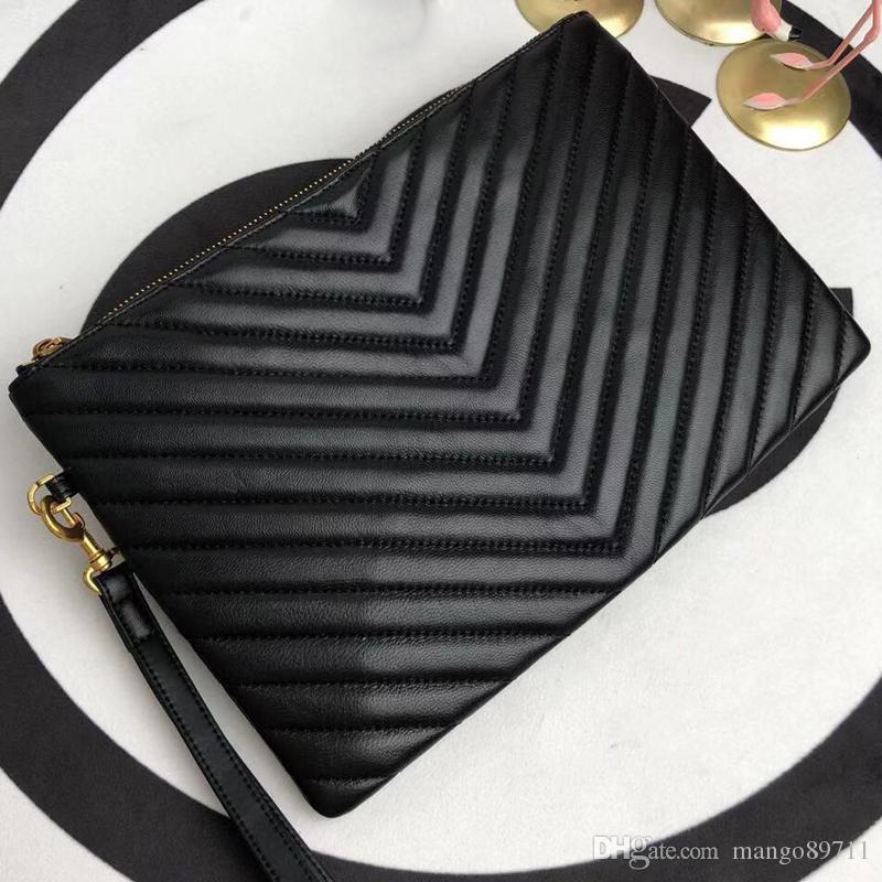 qualidade 5A Mulheres Bolsas Designer Clutch sacos de moda Designer de Luxo Bolsas bolsas Designers carteira das mulheres saco 3 cores