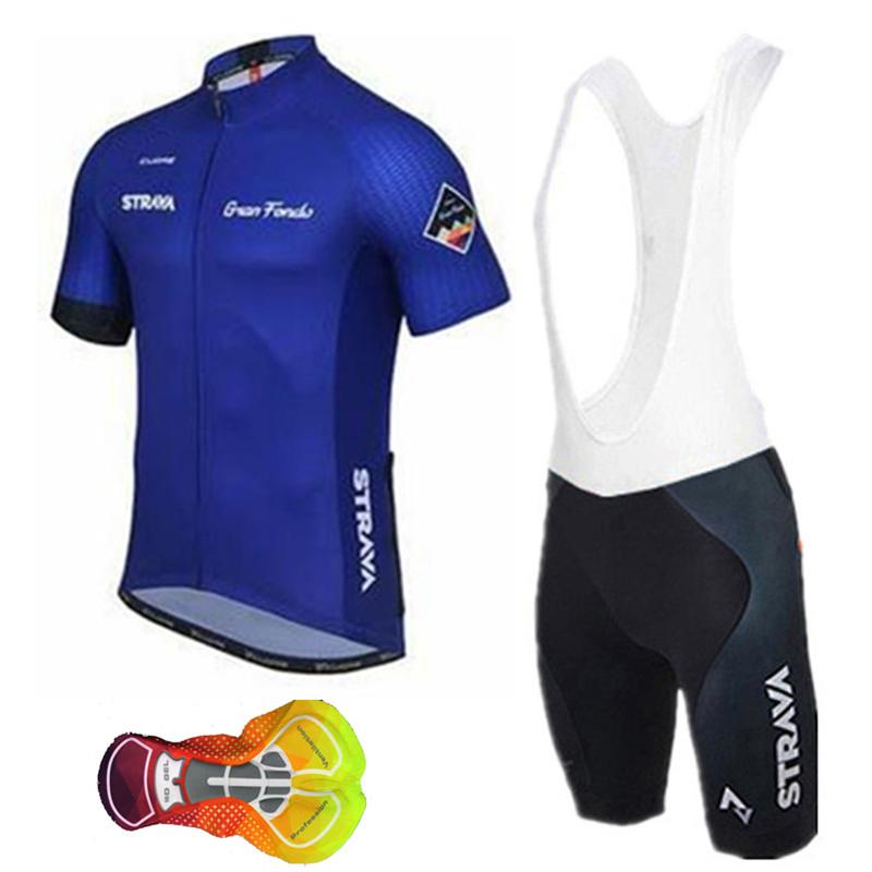 Summer Cycling Jerseys 2020 Strava Men Team cycle Wear Short Sleeve Bike Clothing Maillot Ropa Ciclismo Uniformes Biking Clothes