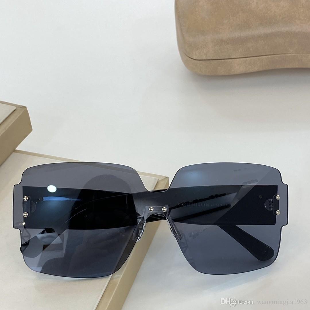 Nueva alta calidad 5388 para hombre de las gafas de sol Gafas de sol hombre gafas de sol estilo de la moda las mujeres protege los ojos Gafas de sol Gafas de sol con la caja