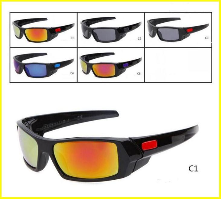 erkekler kadınlar gaz için Moda tarzı açık spor güneş gözlüğü tasarımcı gözlük güneş gözlüğü