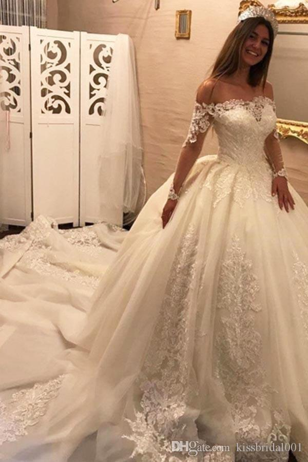Vintage Wedding Dress White//Ivory Butterfly Court Train Bridal Gowns Custom Size