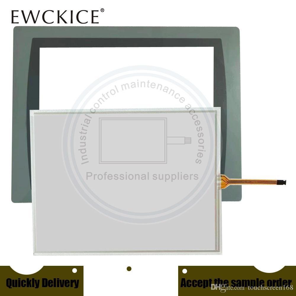 Original NEW Panelview Plus-2711P-T10C21D8S 2711P-T10C21D8S-A 2711P-T10C21D8S-B PLC HMI Industrie-TouchScreen und Frontetikett Film