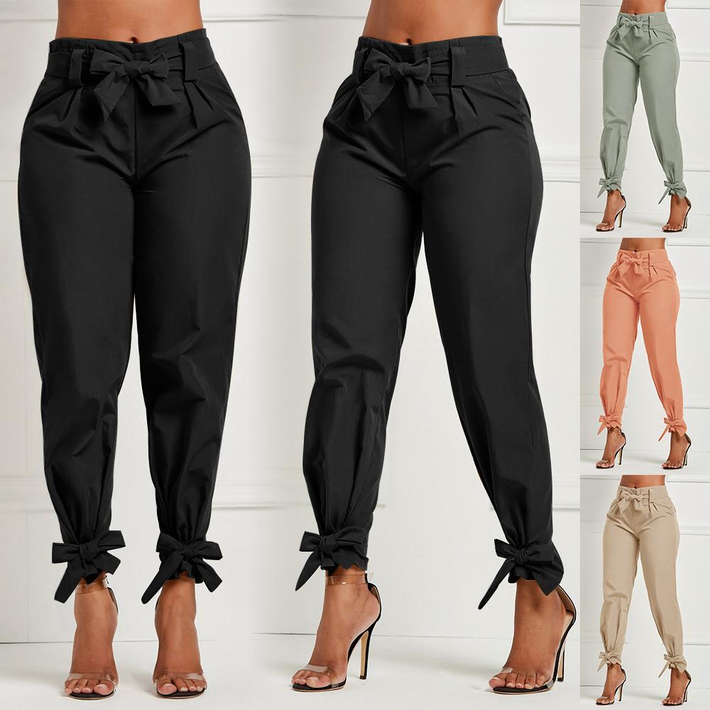 Pantalones Flojos De Mujer Tienda Online De Zapatos Ropa Y Complementos De Marca