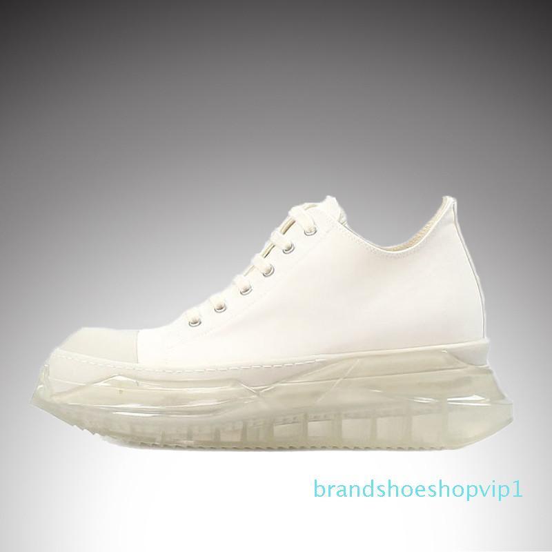 2020 İlkbahar Yaz Hip Hop Kalın taban Sneakers Erkek Ayakkabı Günlük Nefes Rahat Erkek Ayakkabı 11 # 20 / 20D50