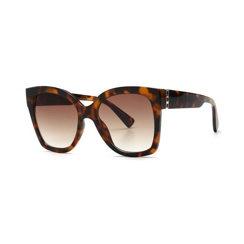 القط العين النظارات النساء الرجال خمر الأزياء مرآة النظارات الإناث الرجعية الصيف نمط النظارات الفاخرة ظلال كبيرة
