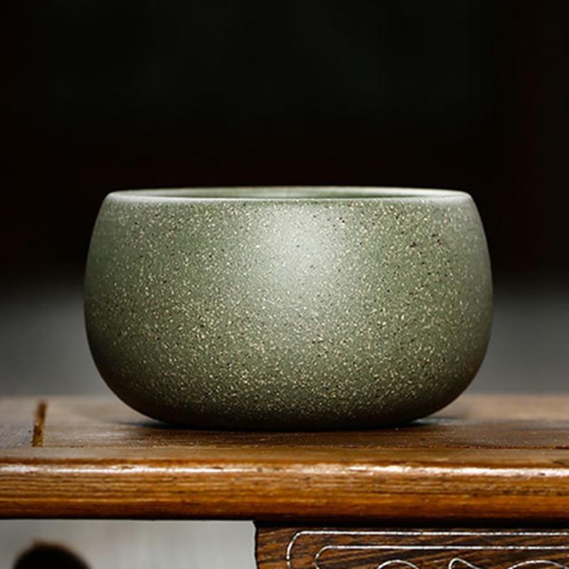 Grüner Tee Cup Zen Kung Fu Tee-Set-Zubehör Klein Teeschale Für Teaware Getränk