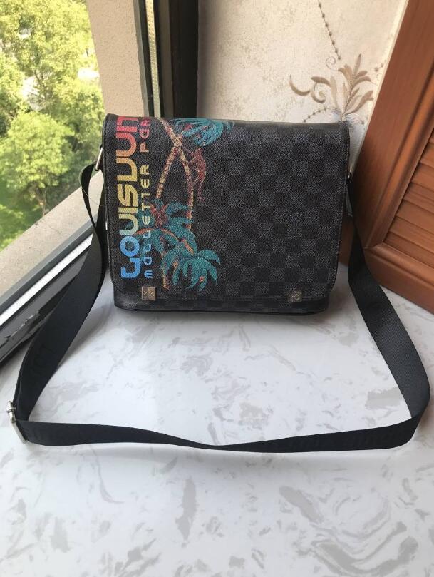 toz torbası okul bookbag omuz çantası ile 2019 En kaliteli ünlü moda tasarımı haberci çanta sıcak klasik marka çapraz vücut çanta