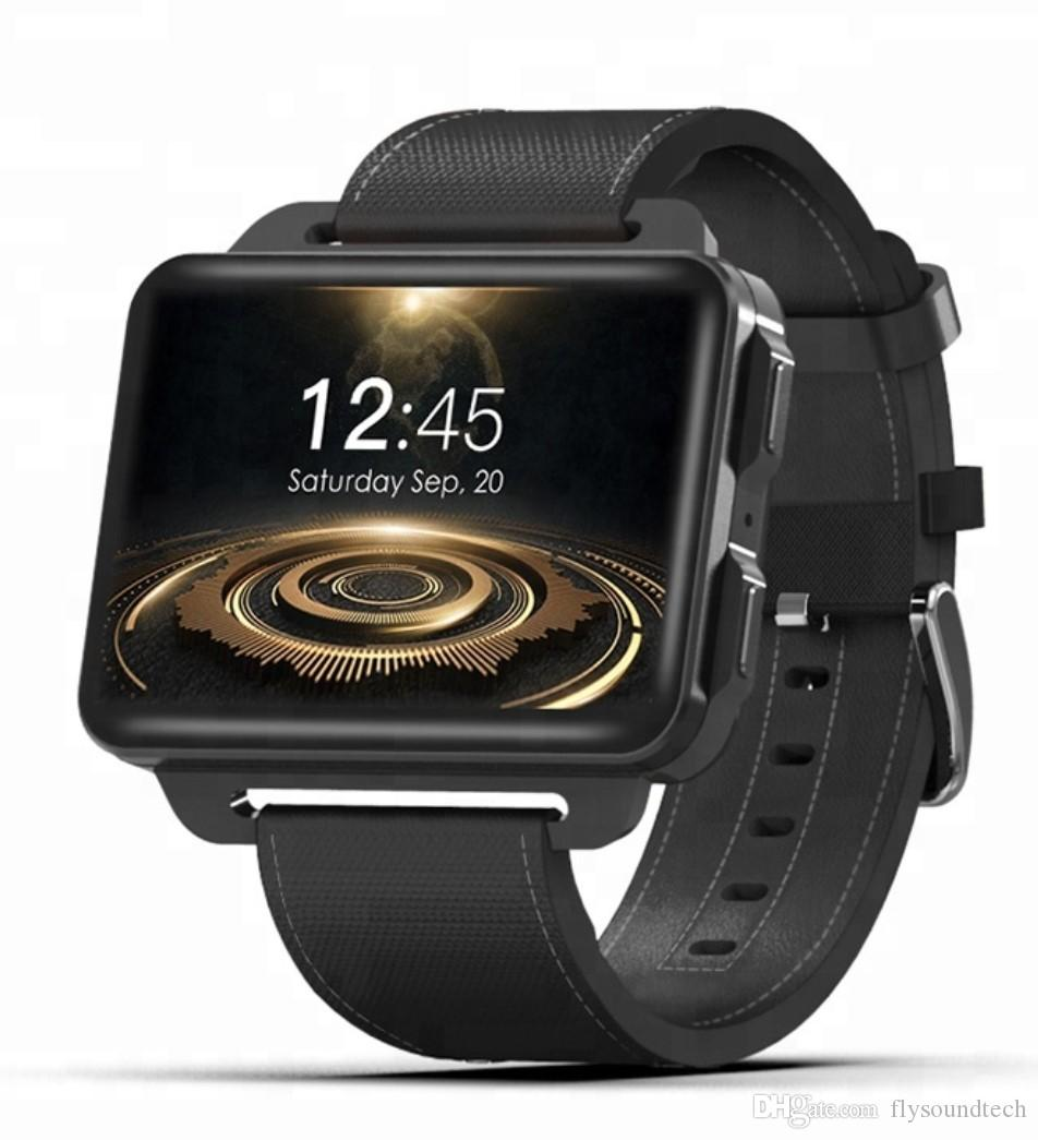 "New DM99 Smart Watch MTK6580 Android 5.1 3G GPS Wifi Herzfrequenz Smartwatch 2.2"" IPS Big Screen"