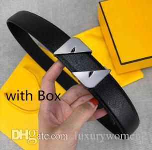 Designer Belts Luxury Belts Mens Womens Belt Brand Casual with Monster Smooth Buckle Novelty Belt Width 34mm High Quality with Box