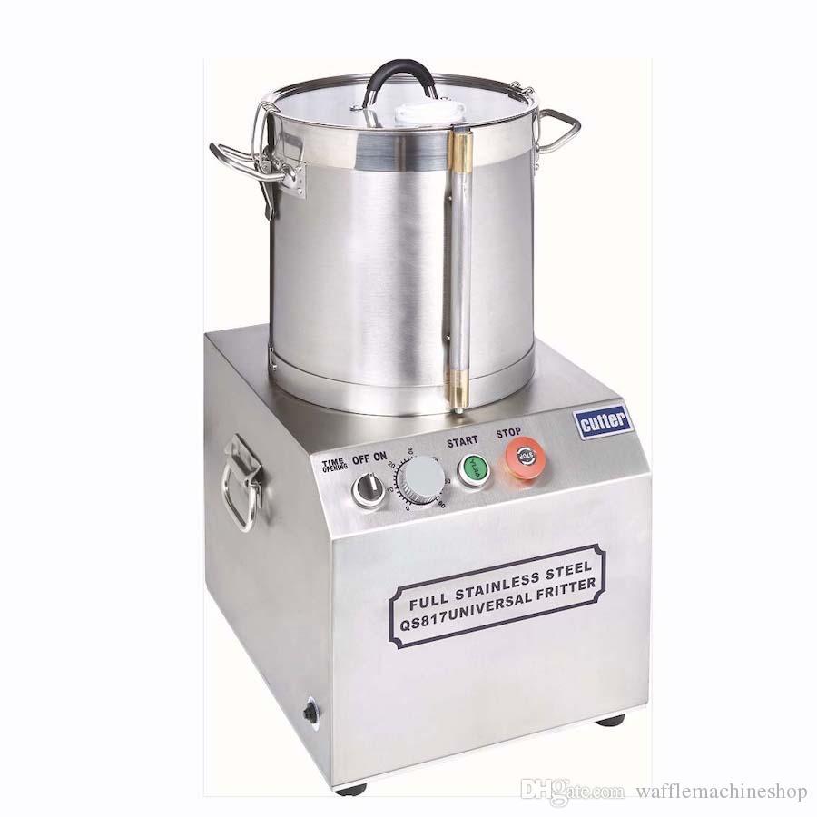 17L et zencefil sarımsak biber fıstık patates et topu çırpıcı sarımsak zencefil kırıcı taze kuru biber toz yapma makinesi buz kırıcı