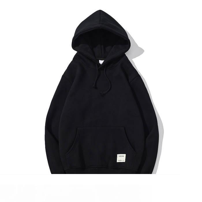 Neue Art und Weise Hoodie Männer Frauen Sport Sweatshirt Größe S-XXL 5Color Stickerei Designer Hoodiepullover Langarm Street