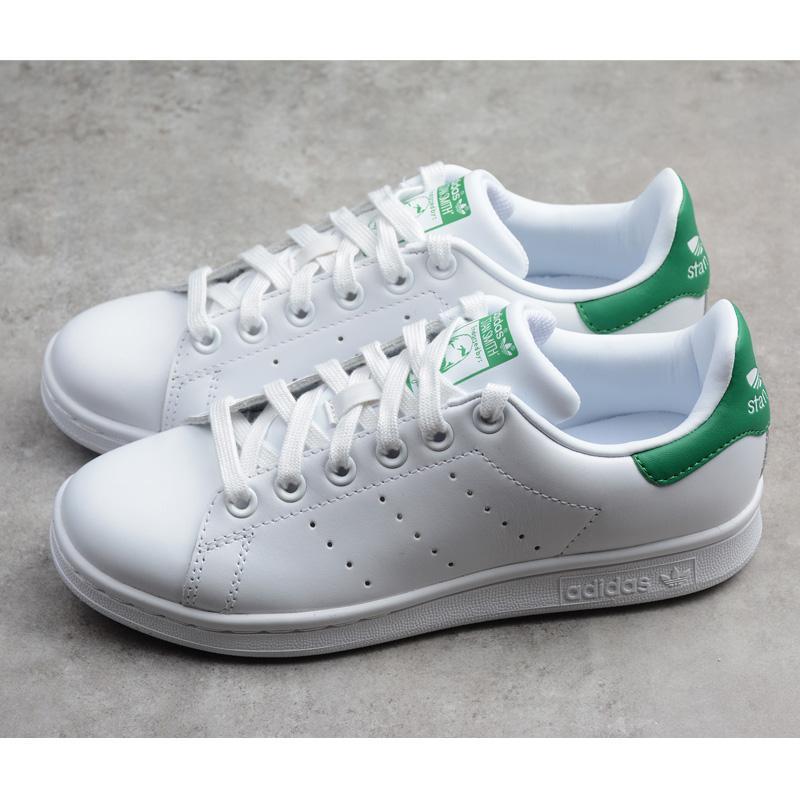 modo di marca originale Stan Smith pattini del progettista donne uomini superstar scarpe da ginnastica di skateboard verde bianco rosso blu scuro migliore qualità