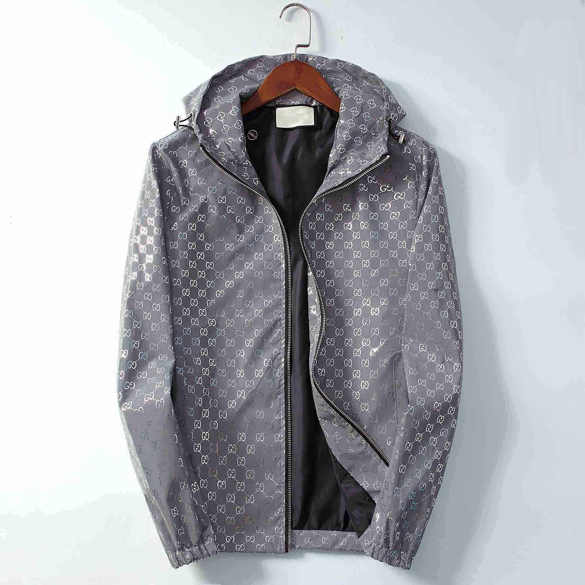 2020 горячие мужские роскошные дизайнерские куртки с длинным рукавом ветровка windrunner мужчины молния водонепроницаемая куртка лицо север толстовка пальто одежда