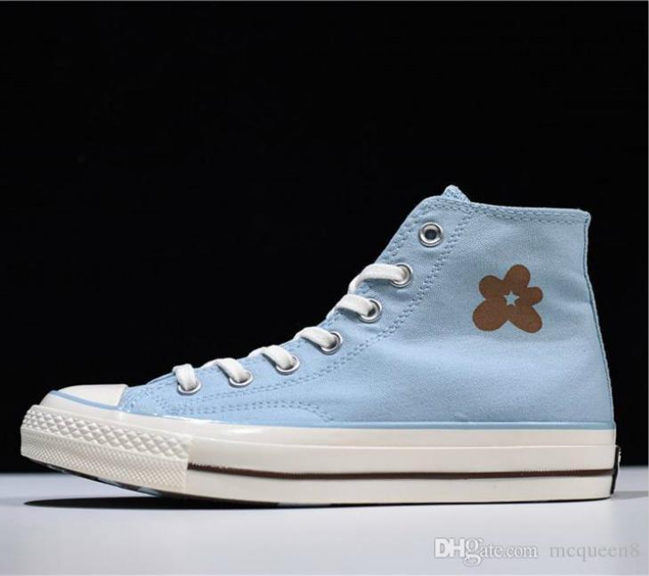 Hommes designers chaussures de golf Le Fleur x 70 Salut \\ « Jute \\ » une étoile toile espadrille chaussures de sport en cuir pour homme 31 dolce