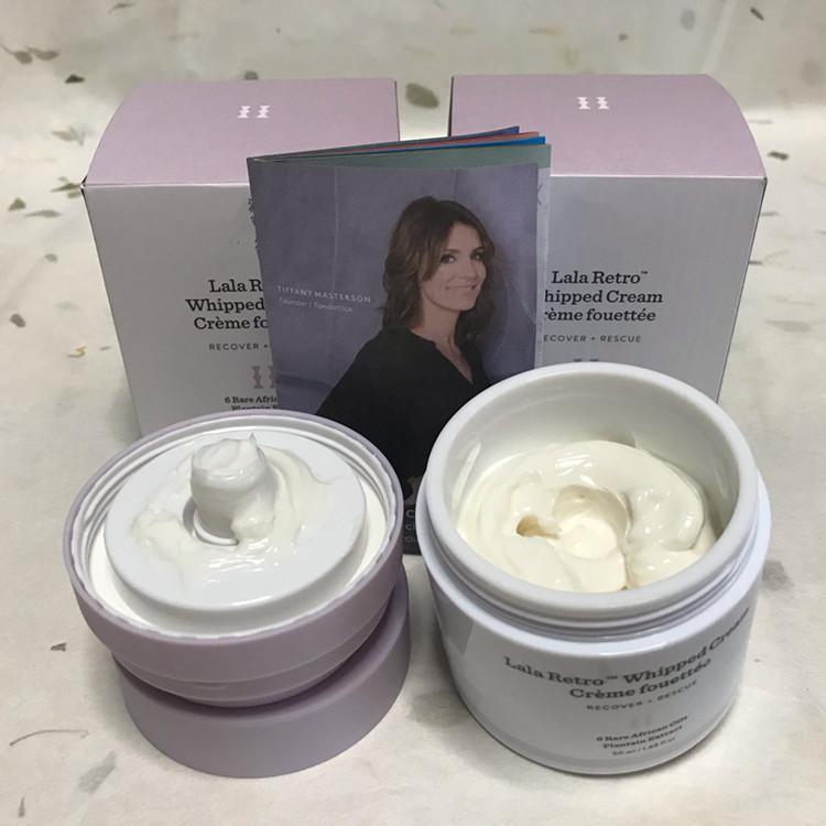DHL Free New Skincare Brand Lala Retro Cream Whippi Cream et Protinini Polypeptide Crème 50ml / 1.69 Fl.oz En stock