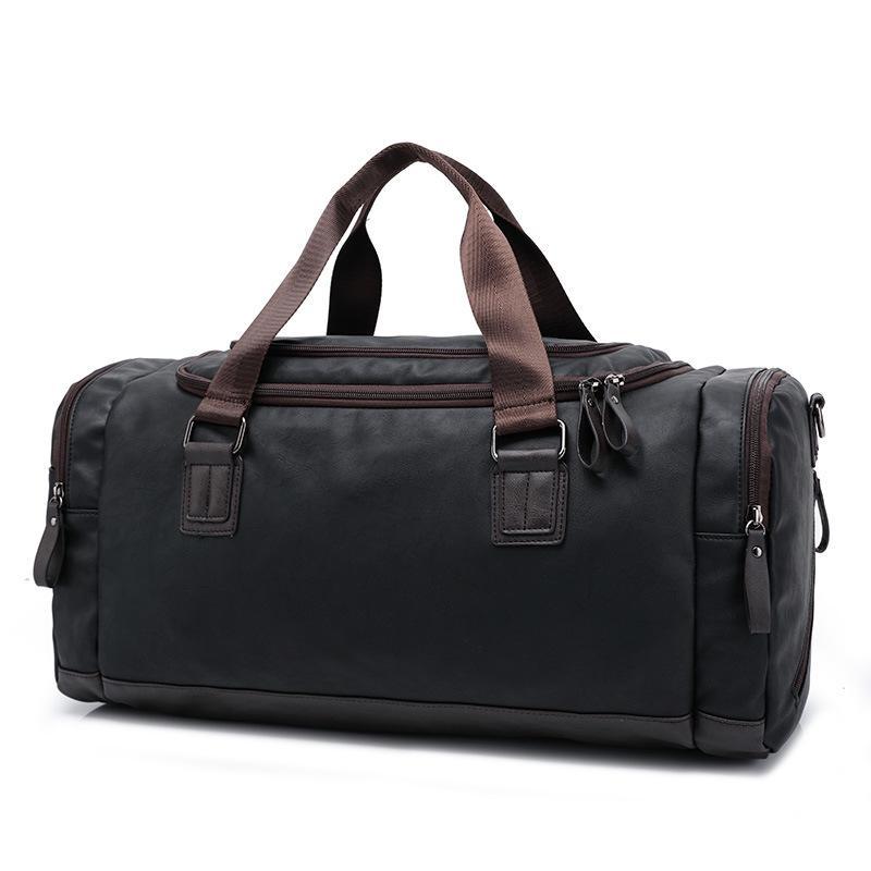 Bolsas de lona de lona de gran capacidad para hombre bolso de mano bolso de mano de moda masculino mensajero casual cruz cuerpo asas