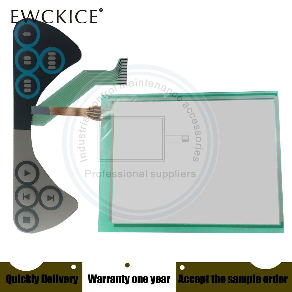Orijinal YENİ SXTPU 2 Sx Teach Pendant Birimi 16/64 SX TPU 2 PLC HMI Endüstriyel Dokunmatik ekran VE Membran tuş takımı
