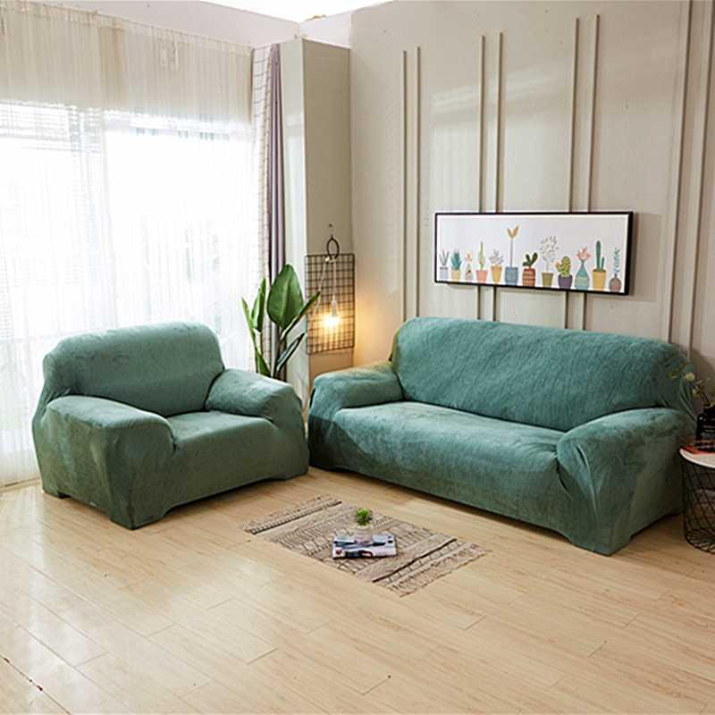 Стрейч чехлы чехол для дивана секционный эластичный стрейч чехол для дивана чехлы для гостиной L форма кресла диваны