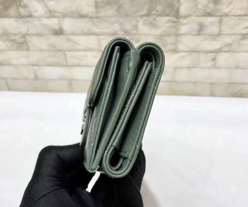 신용 카드 지폐 변경을 넣어 VIP 하이 엔드 사용자 정의 숙녀 짧은 지갑 프랑스 디자이너 디자이너 숙녀 가죽 지갑 매우 실용적인