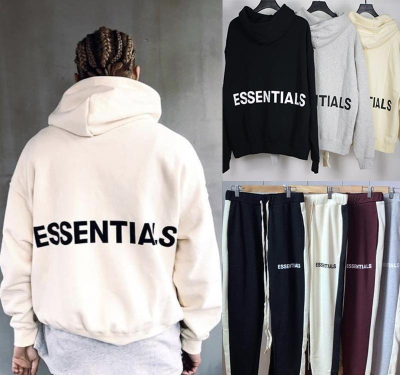 Essentials Pullover Hoodie