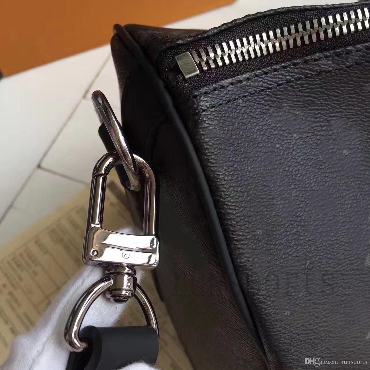 2021 Diseñador de alta calidad Mono Duffle 45 Hombres Bolsos Viajes Crossbody Mens Equipaje V7G4 # gram Sport Bag Bag Keep Todall Tote Lock Tote KCWMD