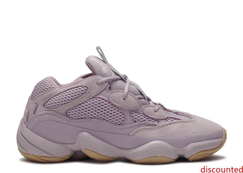 Дизайнерская Обувь 500 Soft Vision Для Продажи Лучшее Качество Kanye West Utility Black Bone White Мужские Женские Спортивные Кроссовки С Бесплатной Доставкой