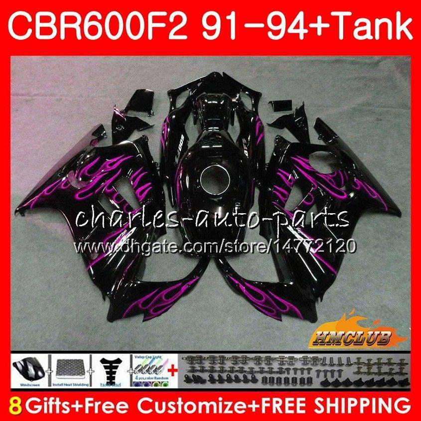 Fairings Bodywork Bolts Screws Set Fit  CBR600F2 1991-1994 22 E3