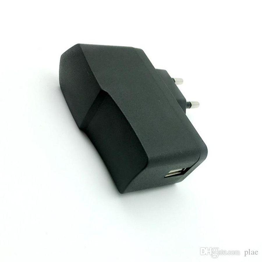 5V2A carregador USB computação painel Alimentação US UE lâmpada LED equipamento pequeno adaptador de interruptor CC