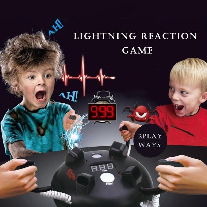 Новинка для взрослых электрическая Шокирующая реакция игрушка творческий бар Party Entertainment Desktop Game Console шутки шутки первоапрельский День дурака