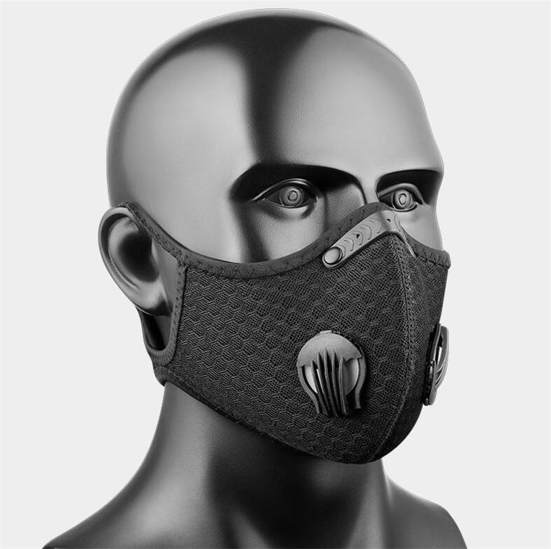 2020 Новый Доступно начиная с Stockmask Прокладка маска Замена Анти Dust дыхания S # QA625