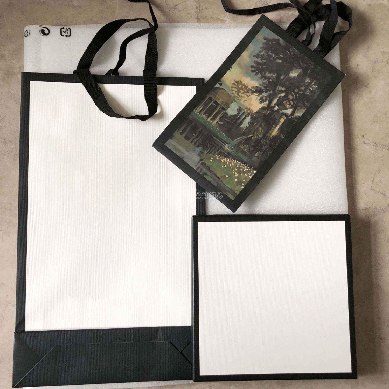 Designer Luxury Handbags Purses Card Wallet Boxes Cases Case Bag Box Luxury Handbags boxs