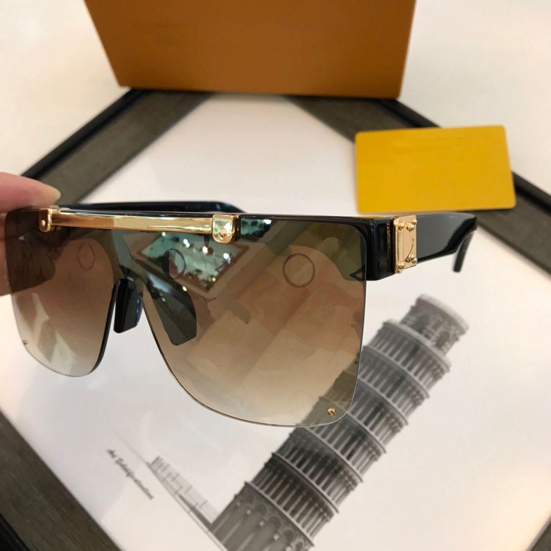 섹시한 스퀘어 선글라스 여성 파일럿 선글라스 금속 여성 남성 고글 그라데이션 태양 안경 원피스 여성 미러 선글라스 UV400