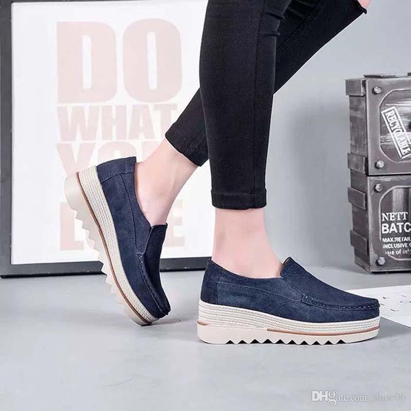 Com Box sapatilha Casual Shoes Formadores Moda Esportes sapatos de alta qualidade de couro botas sandálias Vintage Mulher 06PX975 Air Para