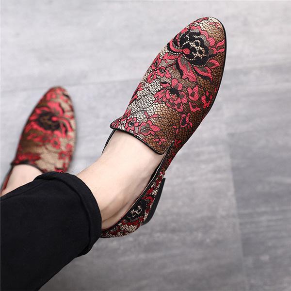 Erkekler Moda Düğün ayakkabı erkekler Kuaför Tasarımcı ayakkabı erkekler İtalyan Zapatos De Hombre De Vestir Örgün için makosenler Parti Ayakkabı