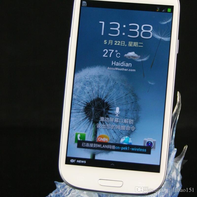 Reformierte Original Samsung Galaxy S3 i9300 i9305 4.8 Zoll cscreen Quad-Core 1,4 GHz 3G WCDMA 4G LTE setzte Handy-freie