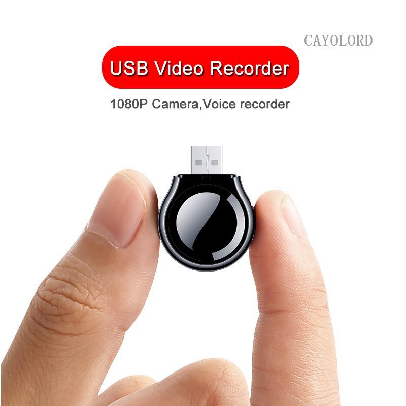 USB محرك يو القرص تسجيل وقت طويل 1080P صوت فيديو أغنية القلم مسجل البسيطة HD كاميرا صغيرة DV DVR كاميرا الأمن