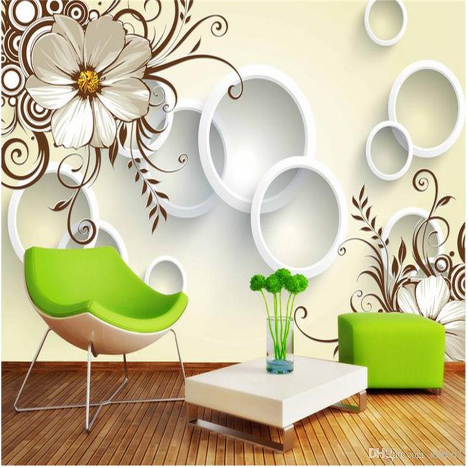 tamaño personalizado 3d fotografía de fondo sala de estar cuarto de la cama mural pintado europeo sofá de la imagen patrón de alivio TV telón de fondo no tejido etiqueta de la pared
