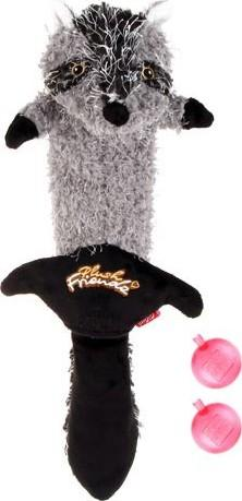 Voice raccoon Plush Dog Plush toy Friendz gigw 6300 HB-001227028
