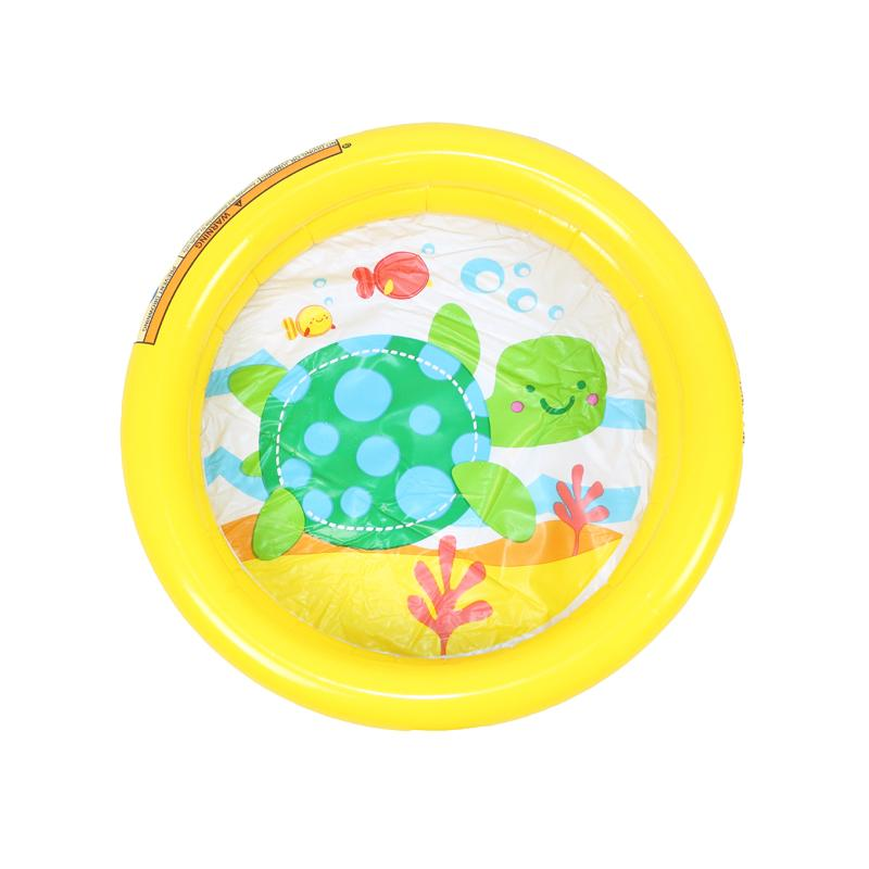 baby swimming pool 61*15cm summer play pool inflatable lovely animal turtle printed bottom kid child swimming octopus