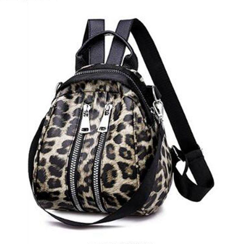 حقائب للنساء عام 2020 حقائب ظهر برية لياث ليوبارد أنثى تحمل حقيبة ظهر نسائية عالية الجودة تحمل حقيبة ظهر فتاة المدرسة موشيلا