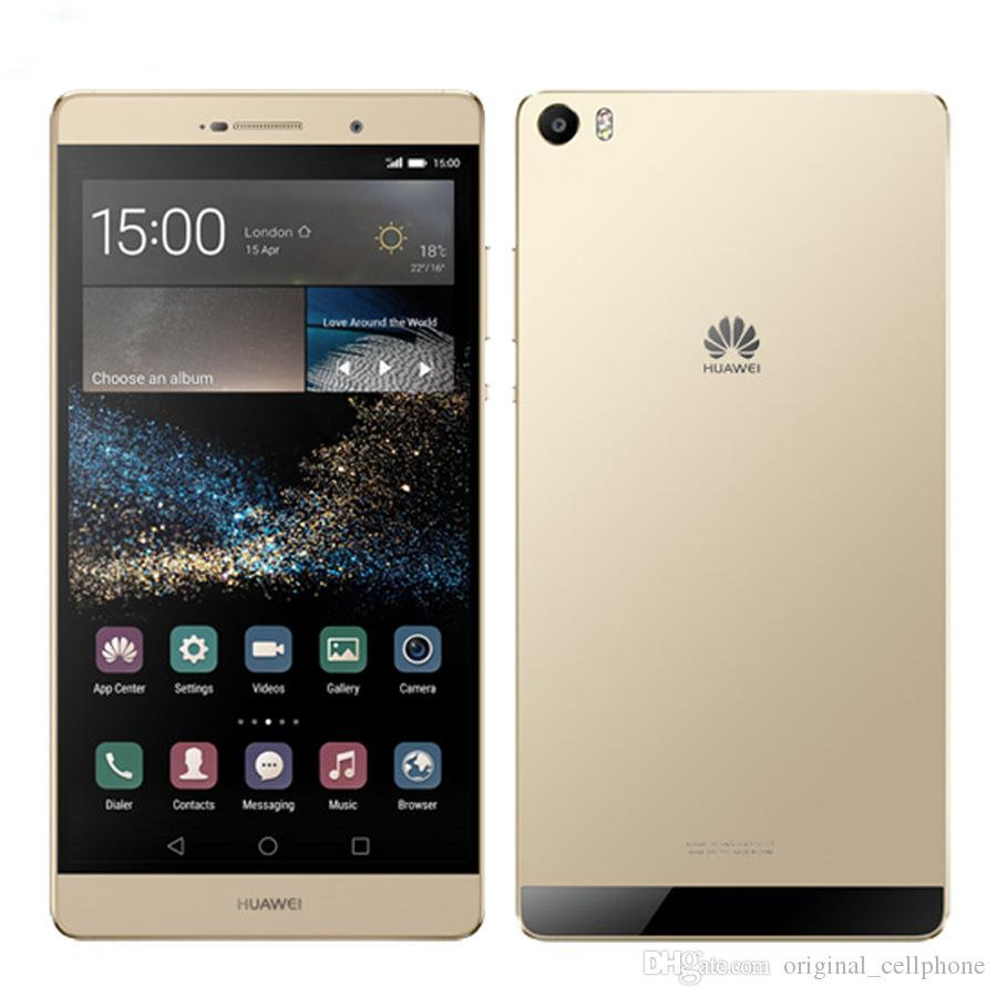 Original Huawei P8 Max 4G LTE telefone celular Kirin 935 Octa Núcleo 3GB RAM 32GB 64GB ROM Android 6.8 polegadas IPS 13MP OTG Inteligentes Mobile Phone Desbloquear